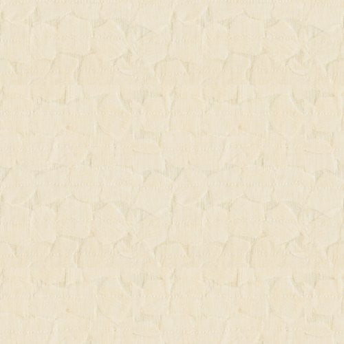 Groundworks Amour Sheer Beige Fabric - Fabric