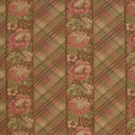 Mulberry Ancient Floral Pink/Green Fabric