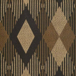Kasmir Leala Black Gold Fabric