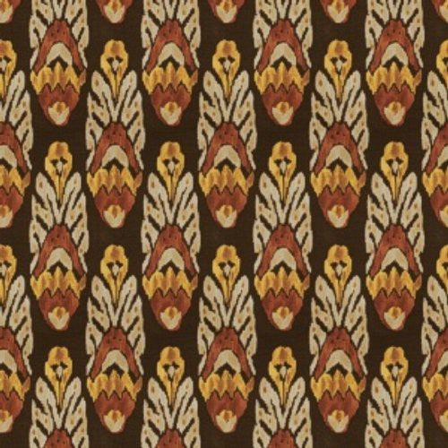 Vervain Asante Paprika Fabric - Fabric