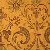 Decoratorsbest Bibiana Greens & Browns Wallpaper