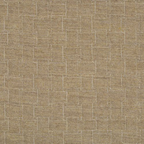 Lee Jofa Epping Quilt Beige Fabric - Fabric