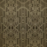 Ralph Lauren Brandt Geometric Bronze Wallpaper