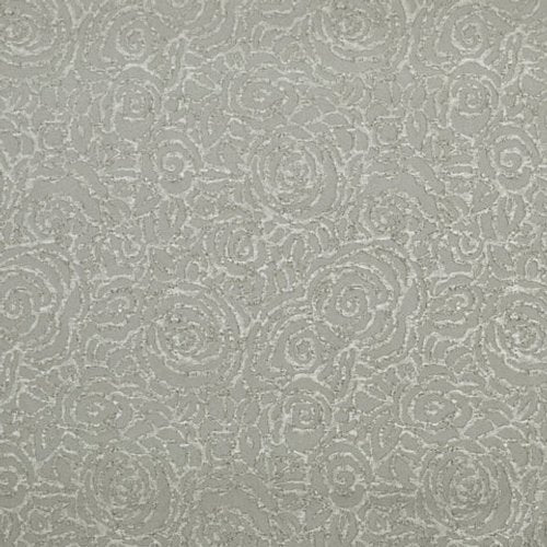 Ralph Lauren Colony Club Floral Pewter Wallpaper - Wallpaper