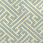 Stout Borough Turquoise Fabric