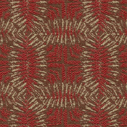 Groundworks Calypso Ruby Fabric - Fabric