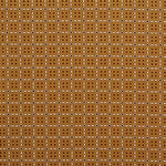 Groundworks Certosa Grid We Gold/Ca Fabric