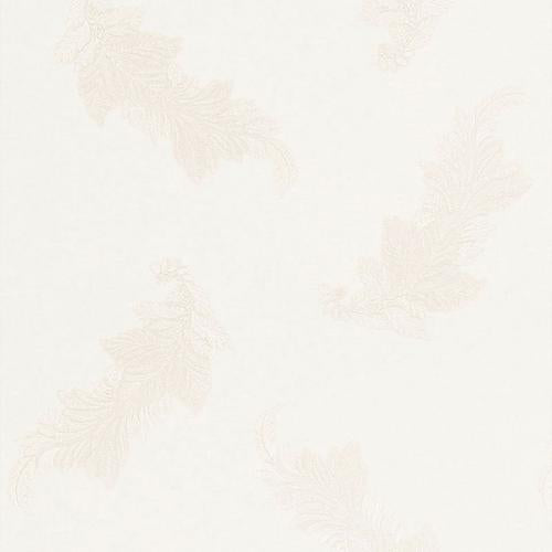 Schumacher Contessa Embroidery Pearl Fabric - Fabric
