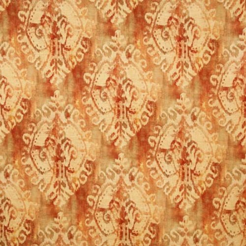 Pindler Drea Spice Fabric - Fabric