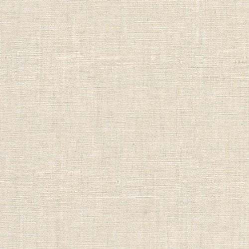 Phillip Jeffries Vinyl Belgian Linen Almond Paste Wallpaper - Wallpaper