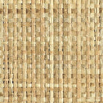 Phillip Jeffries Driftwood Natural Black Wallpaper