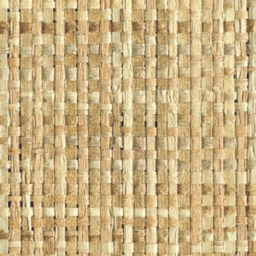Phillip Jeffries Driftwood Natural Black Wallpaper - Wallpaper