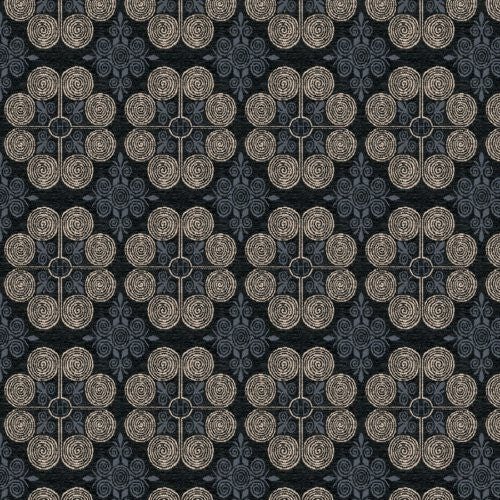Trend 03862 Ink Fabric - Fabric