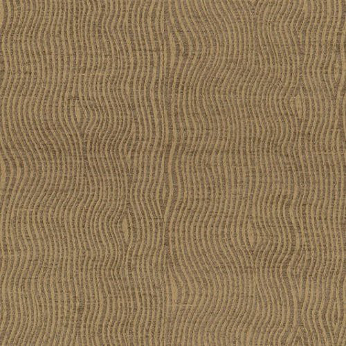 Groundworks Fiona Chenille Taupe Fabric - Fabric