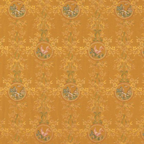 Vervain Pastura Ginger Fabric - Fabric