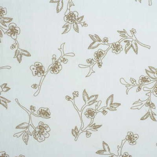 Kravet First Bloom Lagoon Fabric - Fabric