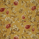 Mulberry Gilded Peony Sand/Red Fabric