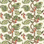Kasmir Modern Stitchery Evergreen Fabric