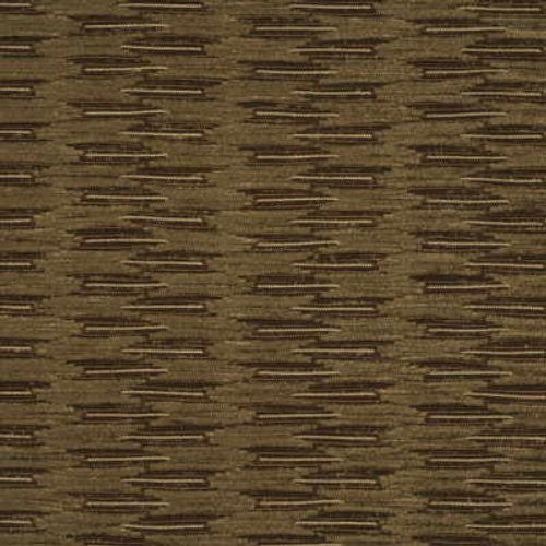 Threads Grace Olive Fabric - Fabric
