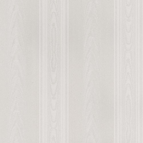 Norwall Medium Moire Stripe Sk34731 Wallpaper - Wallpaper