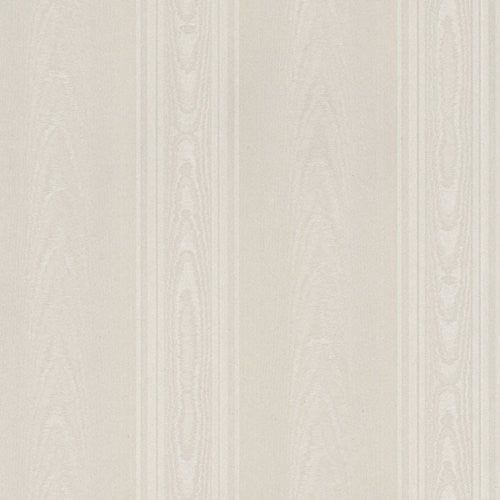 Norwall Medium Moire Stripe Sk34764 Wallpaper - Wallpaper