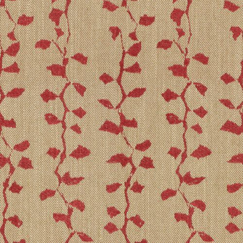 Groundworks Jungle Ruby Fabric - Fabric