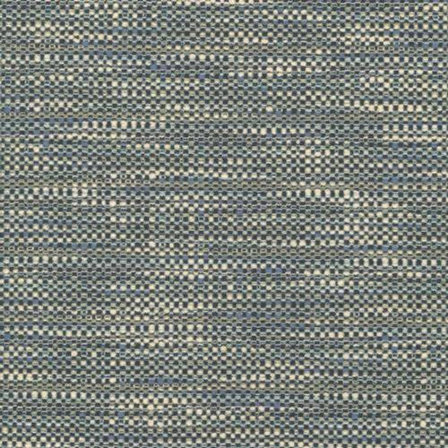 Kasmir Neyland Tweed Lapis Fabric - Fabric