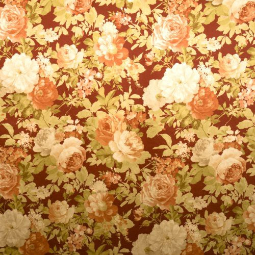 Trend 01752 Redwood Fabric - Fabric