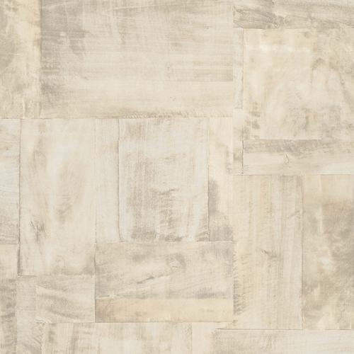 Scalamandre Brushed Concrete Mid Beige Wallpaper - Wallpaper