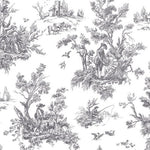 Norwall Toile Ab42413 Wallpaper