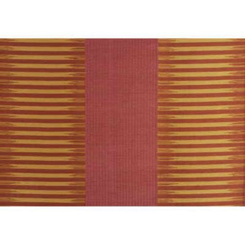 Mulberry Lancelot Terracotta/Copper/Gold Fabric - Fabric