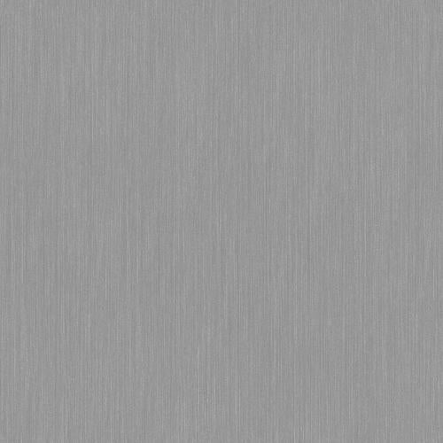 Scalamandre Lund Plain Mid Grey Wallpaper - Wallpaper
