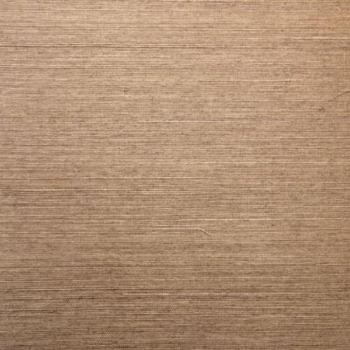 Decoratorsbest Sisal Dark Tan Wallpaper - Wallpaper
