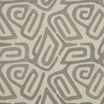Threads Vega Pewter Fabric
