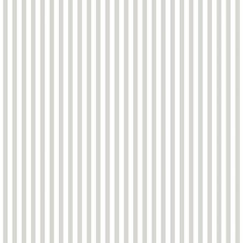 Decoratorsbest Pencil Stripe Gray Wallpaper - Wallpaper