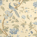 G P & J Baker Elinor'S Chinese Blue Fabric