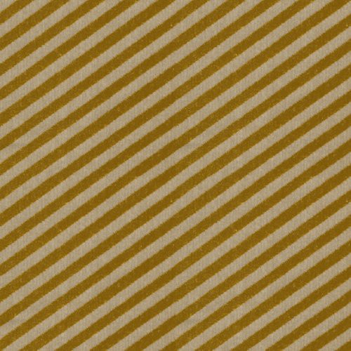 Groundworks Oblique Gold/Oatmeal Fabric - Fabric