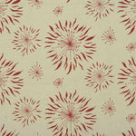 Groundworks Dandelion Cream/Red Fabric