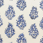 Clarence House Oui Cobalt Fabric