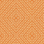 Lee Jofa Pennycross Tangerine Fabric