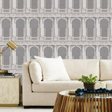 Cole & Son Procuratie  Grey Wallpaper
