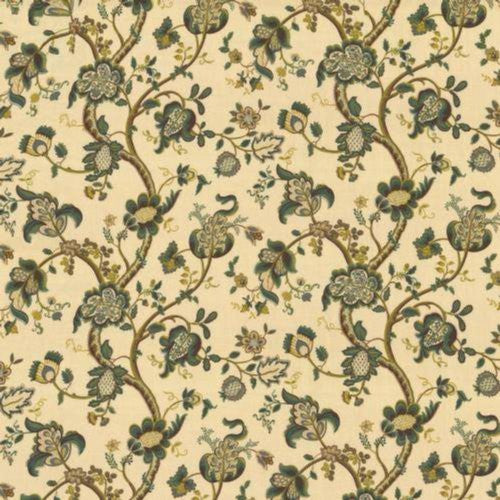 Kasmir Pembroke Manor Sherwood Fabric - Fabric