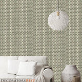 Decoratorsbest Paper Art White And Reed Wallpaper