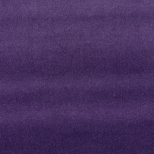 Old World Weavers Glamour Velvet Eggplant Fabric - Fabric