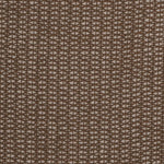 Vervain Bodrum Sheer Walnut Fabric