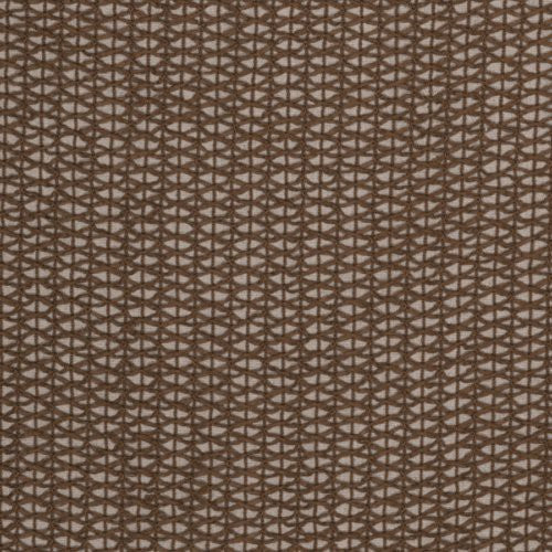 Vervain Bodrum Sheer Walnut Fabric - Fabric