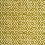 Lee Jofa Flower Trellis Leaf Fabric