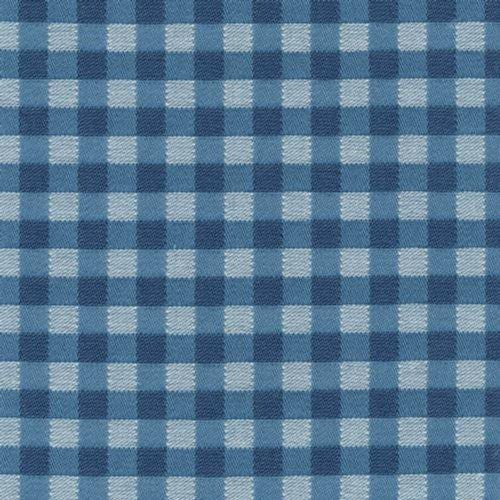 Kasmir Picnic Blueberry Fabric - Fabric