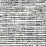 Phillip Jeffries Soho Hemp Plaza Platinum Wallpaper