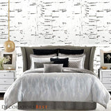 Phillip Jeffries Enchanted Woods Bestowed Birch Wallpaper